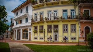 Casco Viejo learn Spanish in Panama - tours