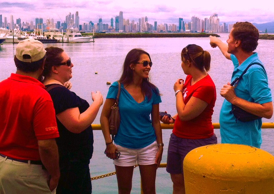 Great city tour. Great teachers.