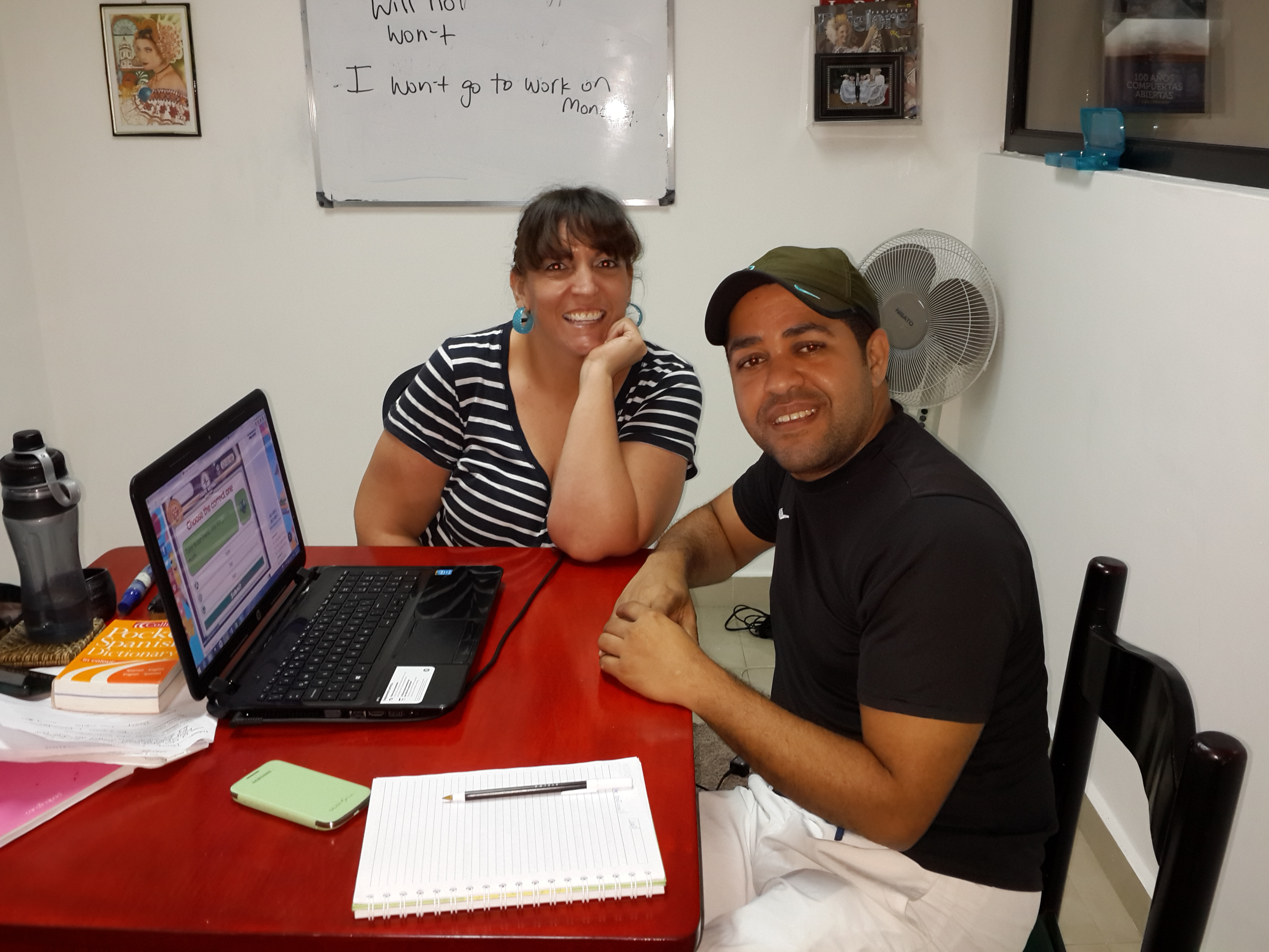 SpanishPanama now teaches English classes in Panama private or personalized group English courses are available