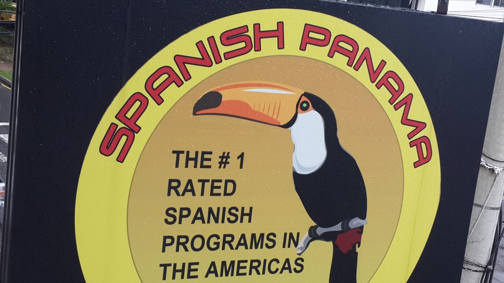 Spanish school reviews of Spanish Panama