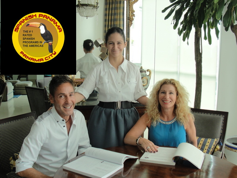Clases de español en Panamá en su oficina