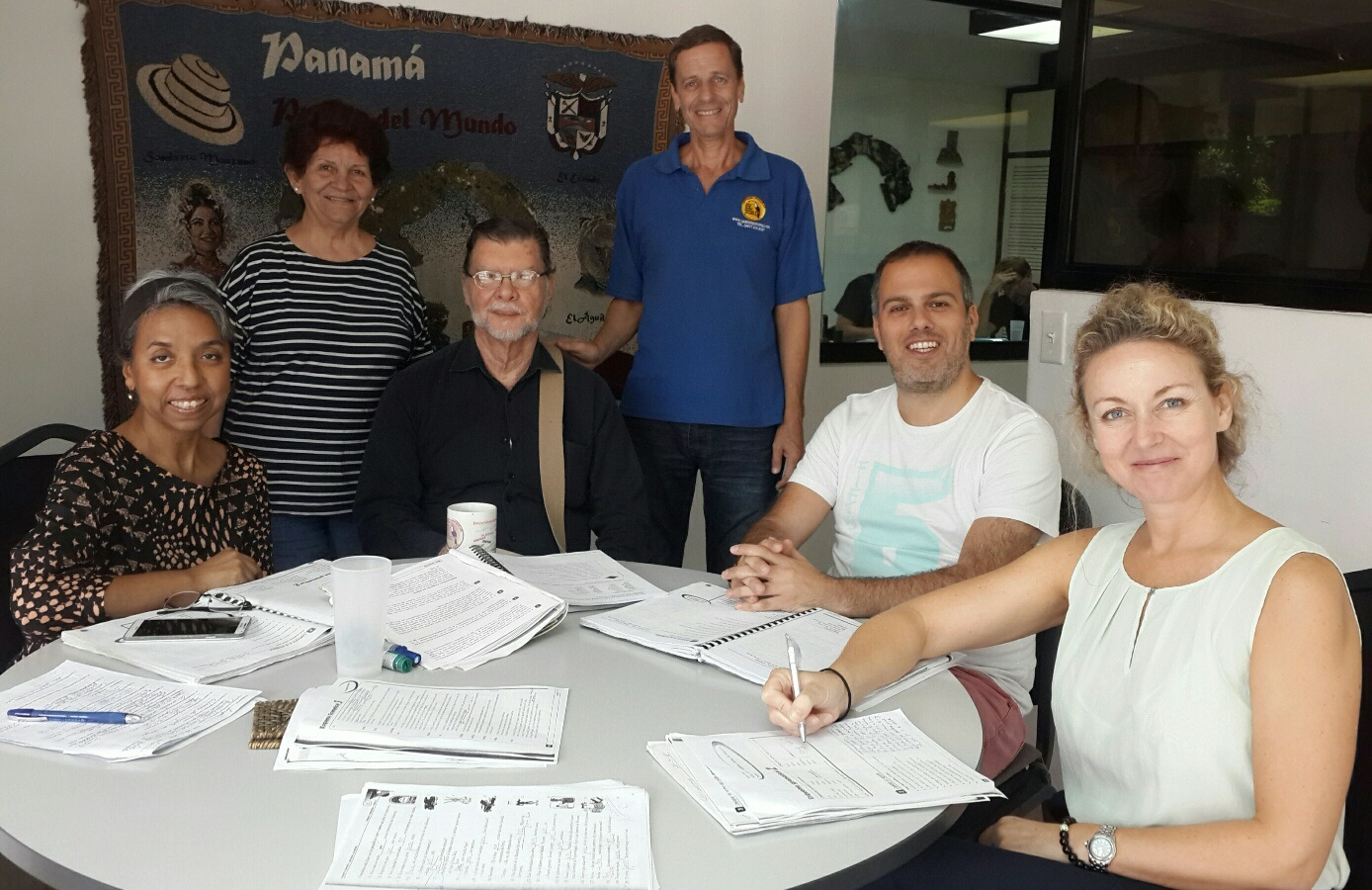 SpanishPanama language school partners with Enrique Jaramillo Levi