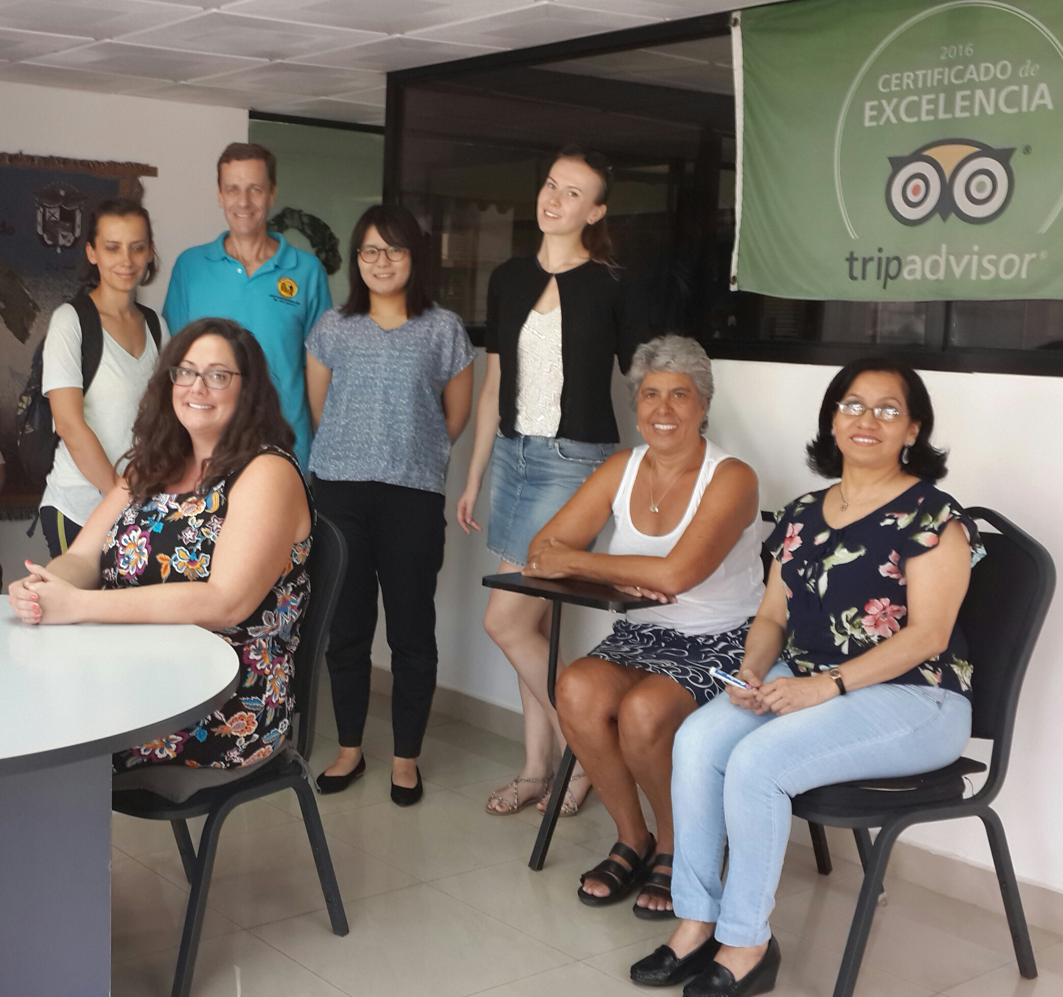 "Tripadvisor reviews of Panama's Spanish school ""SpanishPanama"""