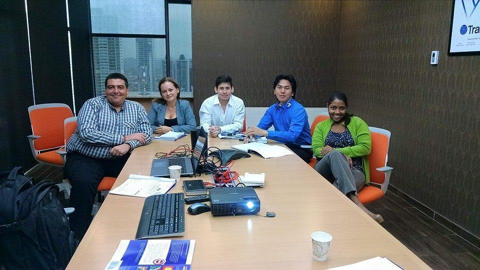 English classes right at your business office in Panama City