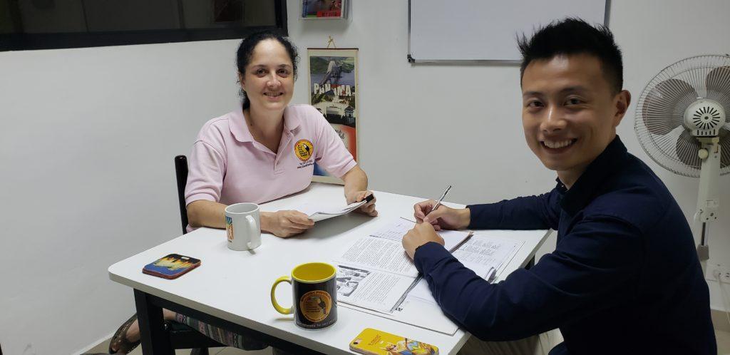 Clases privadas de español en Panamá