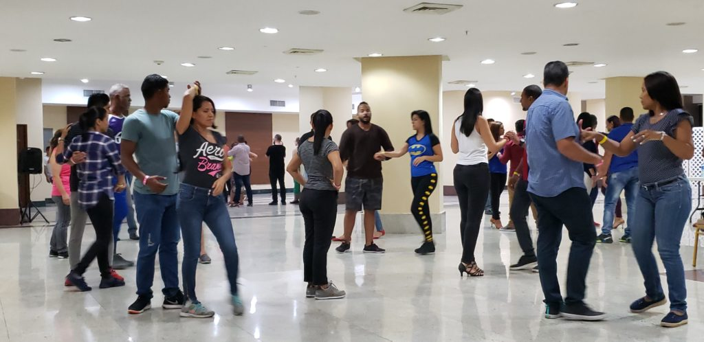 Ask about Extra Spanish Panama activities; airport pickup, excursions, salsa dance classes.