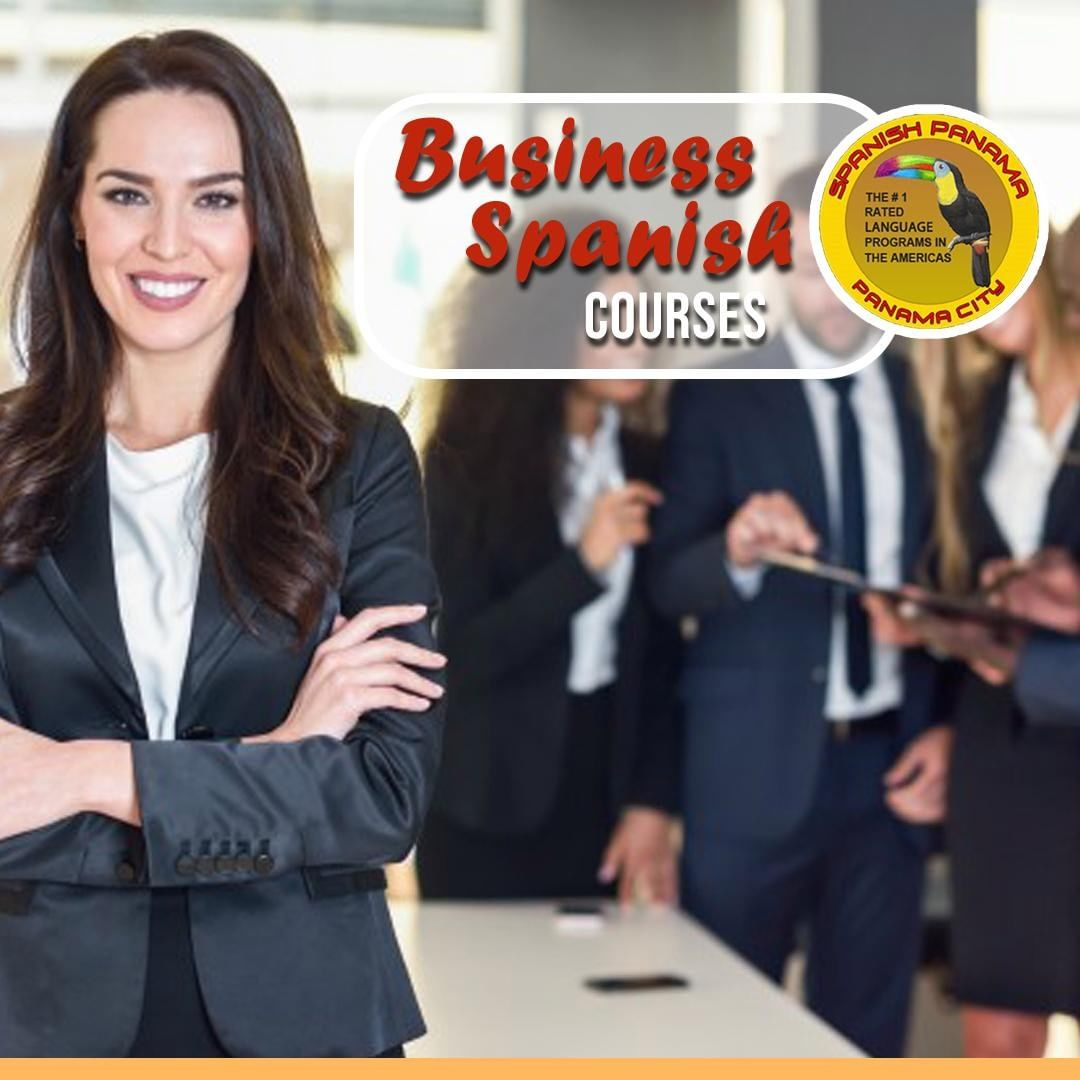 Learn English or Spanish at your office or our school on Vía Argentina