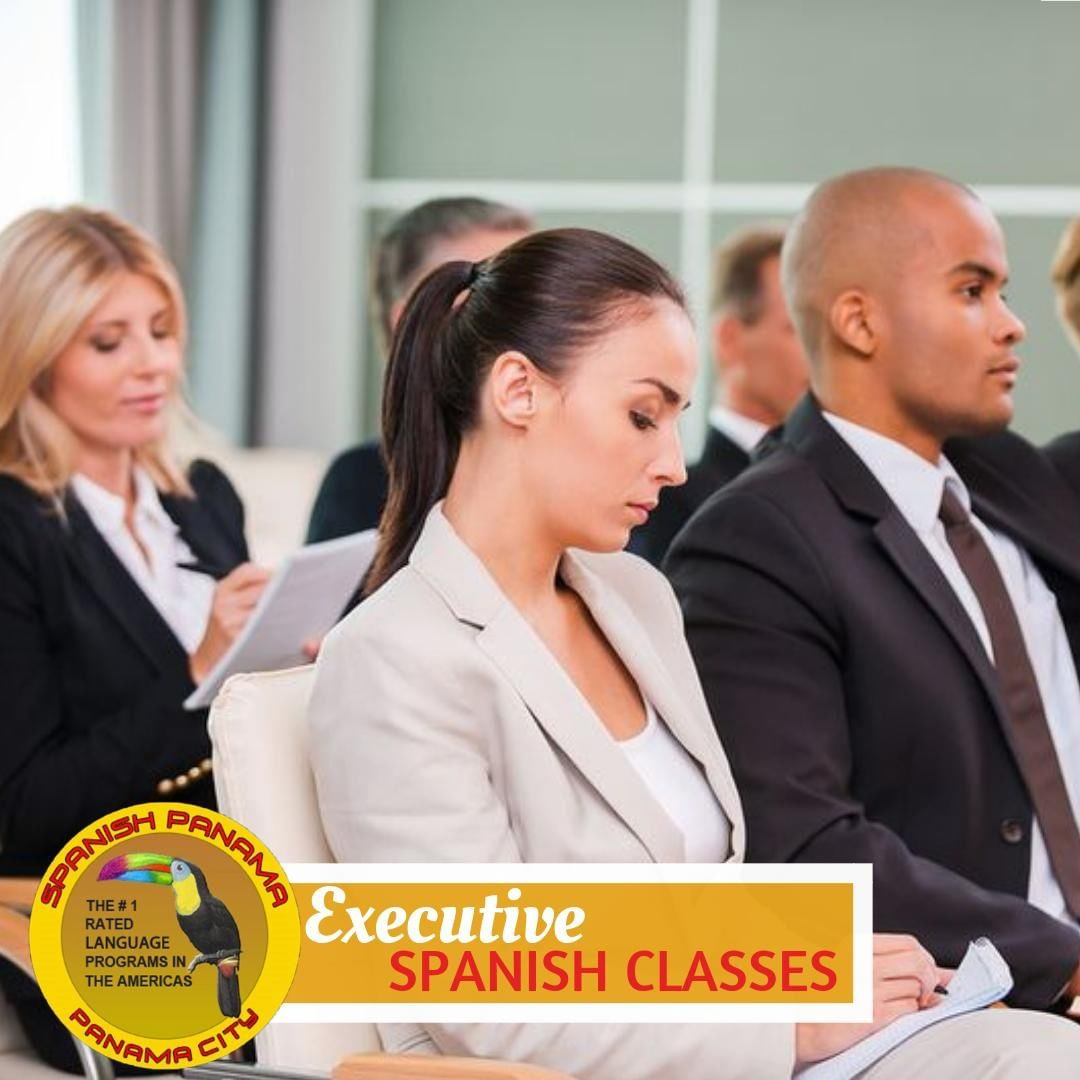 Spanish classes at company offices around Panama City