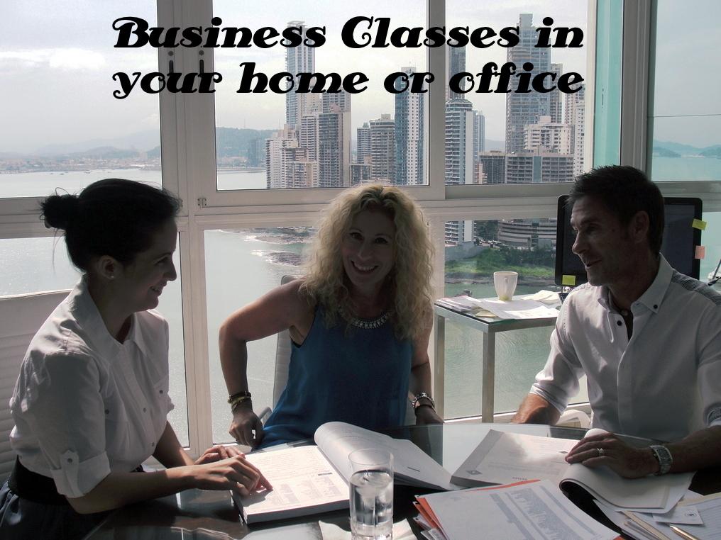 Español para negocios en Spanish Panama
