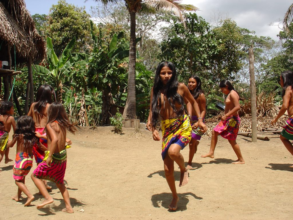 Ask our Spanish Panama driver Mike to take you to an indigenous village in Panama
